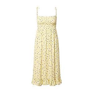 Motel Letné šaty 'Zenith' žltá / zmiešané farby vyobraziť
