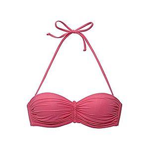 BUFFALO Bikinový top ružová vyobraziť