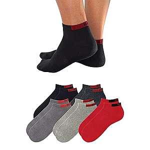 H.I.S Ponožky čierna vyobraziť