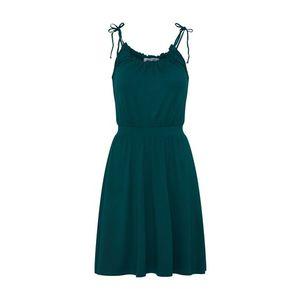 ABOUT YOU Letné šaty 'Luana' tmavozelená vyobraziť