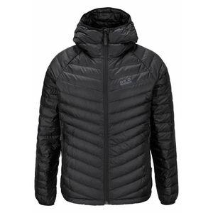 JACK WOLFSKIN Outdoorová bunda 'ATMOSPHERE' čierna vyobraziť