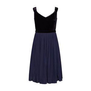 mint&berry Šaty modrá / čierna vyobraziť