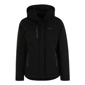 JACK WOLFSKIN Outdoorová bunda 'TROPOSPHERE' čierna vyobraziť