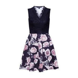 Mela London Šaty čierna vyobraziť