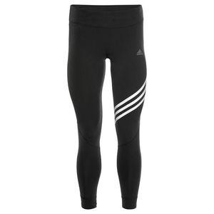 ADIDAS PERFORMANCE Športové nohavice 'Run It' biela / sivá / čierna vyobraziť