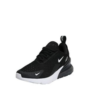 NIKE Športová obuv 'Air Max 270' čierna / biela vyobraziť
