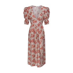 GLAMOROUS Letné šaty červená vyobraziť