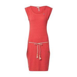 Ragwear Šaty červené vyobraziť