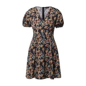 Trendyol Letné šaty čierna vyobraziť