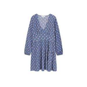 MANGO Letné šaty 'Lolo' modrá vyobraziť