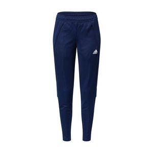 ADIDAS PERFORMANCE Športové nohavice modrá / námornícka modrá / biela vyobraziť