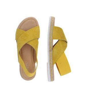 ABOUT YOU Sandále 'Nadja' žltá vyobraziť