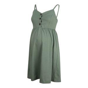 MAMALICIOUS Letné šaty zelená vyobraziť