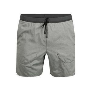 NIKE Športové nohavice 'Flex Stride' sivá / čierna vyobraziť