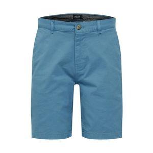 BURTON MENSWEAR LONDON Chino nohavice modrá vyobraziť