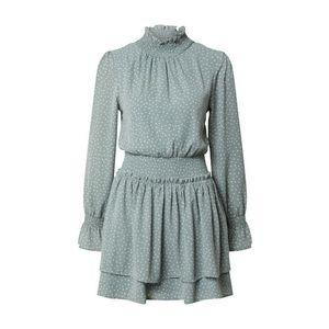Missguided Šaty zelená vyobraziť