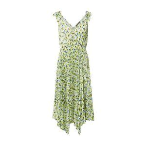 GUESS Šaty zelená vyobraziť