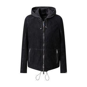 Maze Prechodná bunda čierna vyobraziť