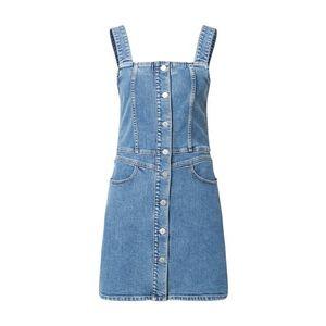 Calvin Klein Jeans Šaty svetlomodrá vyobraziť