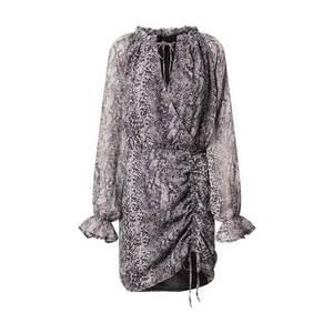 Missguided Šaty sivá vyobraziť