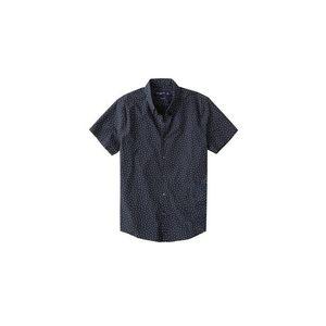 Abercrombie & Fitch Košeľa modrá vyobraziť