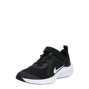 NIKE Športová obuv 'Downshifter' antracitová / biela / čierna vyobraziť