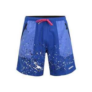 DIESEL Plavecké šortky 'Tunapo' nebesky modrá / modrá vyobraziť