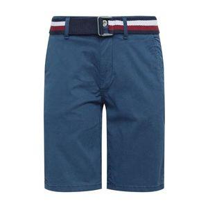 Lindbergh Chino nohavice modré vyobraziť