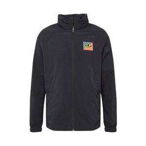 ADIDAS ORIGINALS Tepláková bunda 'Diagonal' čierna / zmiešané farby vyobraziť