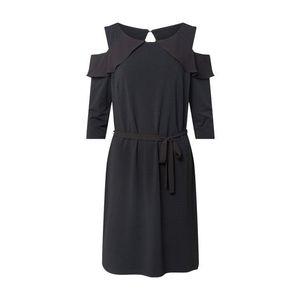 COMMA Šaty čierna vyobraziť