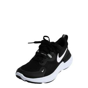 NIKE Bežecká obuv 'Miler' biela / čierna vyobraziť