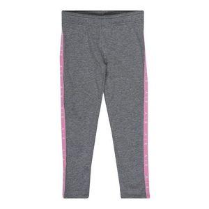 Nike Sportswear Legíny 'Air' ružová / sivá melírovaná vyobraziť