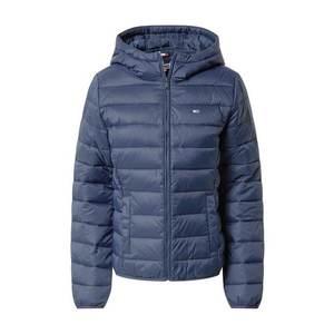 Tommy Jeans Prechodná bunda námornícka modrá vyobraziť