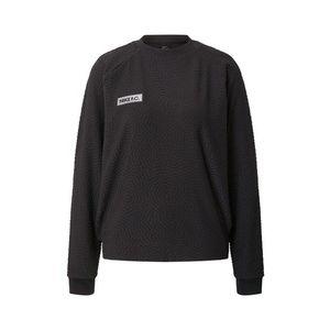 NIKE Funkčné tričko tmavosivá / čierna vyobraziť