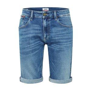 Tommy Jeans Džínsy 'RONNIE' modrá denim vyobraziť