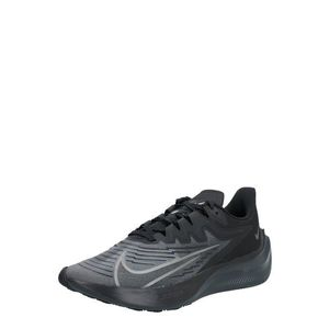 NIKE Bežecká obuv 'Zoom Gravity 2' svetlosivá / čierna / sivá vyobraziť