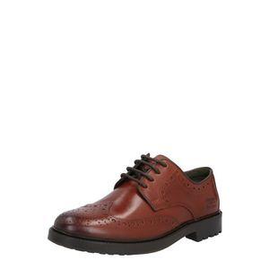 Barbour Šnurovacie topánky 'Barbour Ouse' gaštanová vyobraziť