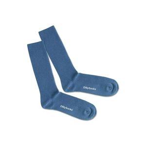 DillySocks Ponožky modrá vyobraziť