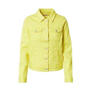s.Oliver Prechodná bunda žltá vyobraziť