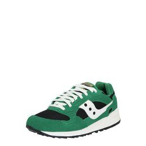 saucony Nízke tenisky 'SHADOW 5000' zelená / biela / čierna vyobraziť