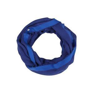 ESPRIT Šál námornícka modrá / kráľovská modrá vyobraziť
