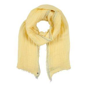 ESPRIT Látkové rúško žltá / sivá / čierna vyobraziť