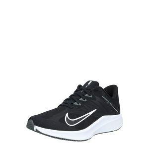 NIKE Bežecká obuv 'QUEST 3' biela / čierna vyobraziť