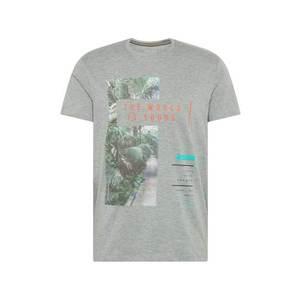 ESPRIT Tričko sivá / zmiešané farby vyobraziť