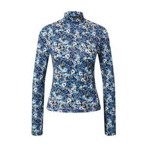 Gina Tricot Tričko 'Dorsia' modrá / svetlomodrá / kráľovská modrá / tmavomodrá / biela / sivá vyobraziť