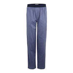 LACOSTE Pyžamové nohavice námornícka modrá / dymovo modrá vyobraziť