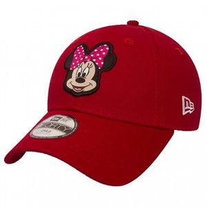 Detská šiltovka New Era 9Forty Youth Disney Patch Minnie Mouse Red - UNI vyobraziť