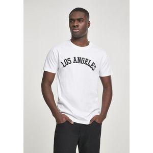 Mr. Tee Los Angeles Tee white - S vyobraziť