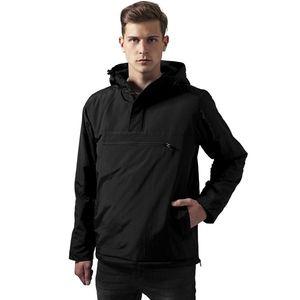 Urban Classics Padded Pull Over Jacket black - L vyobraziť
