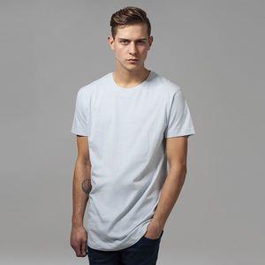 Pánske tričko Urban Classics Shaped Long Tee babyblue - M vyobraziť